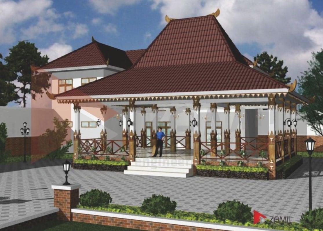 Bagus 21 Gambar Rumah Joglo Terbaru 35 Renovasi Perencana Dekorasi Rumah oleh 21 Gambar Rumah Joglo Terbaru