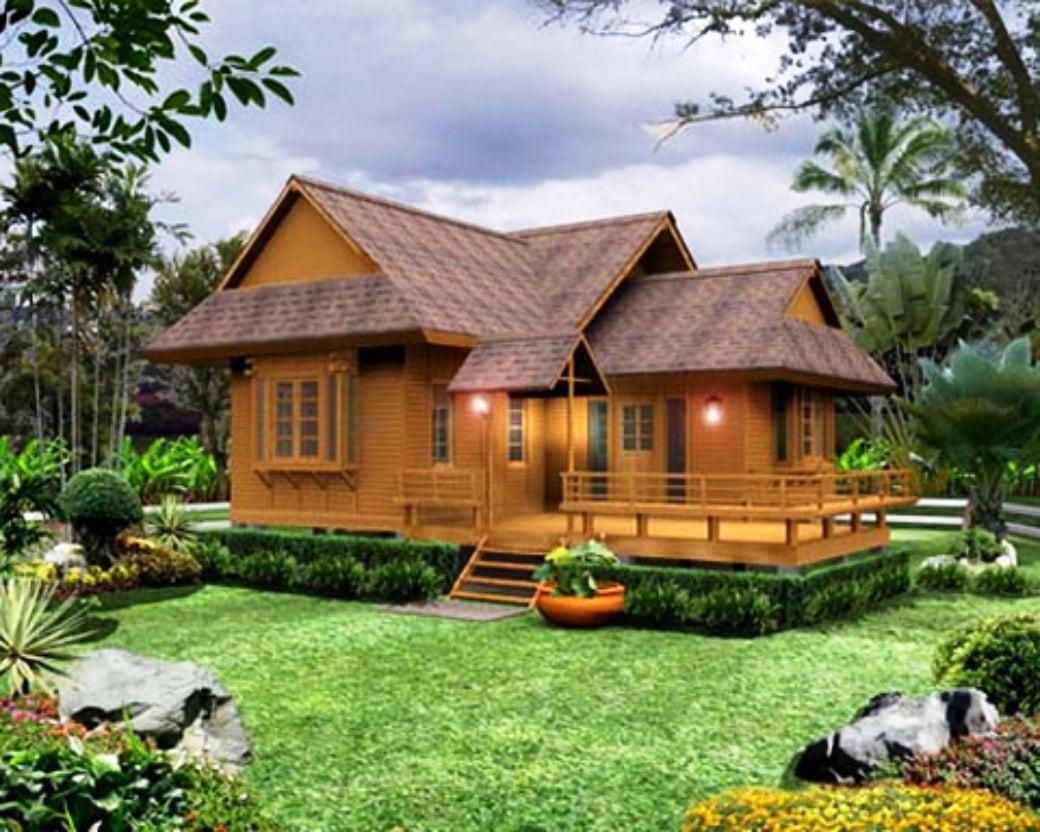 Cemerlang 21 Gambar Rumah Kampung 51 Untuk Inspirasi Untuk Merombak Rumah untuk 21 Gambar Rumah Kampung