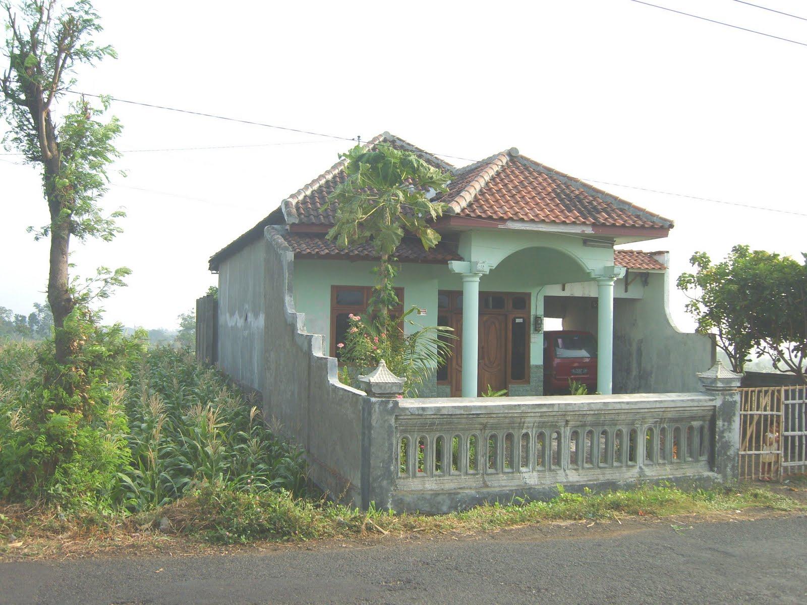 Indah 21 Gambar Rumah Kampung 19 Bangun Inspirasi Interior Rumah untuk 21 Gambar Rumah Kampung
