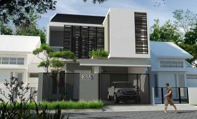 minimalis 21 gambar rumah minimalis pintu samping 58 dalam