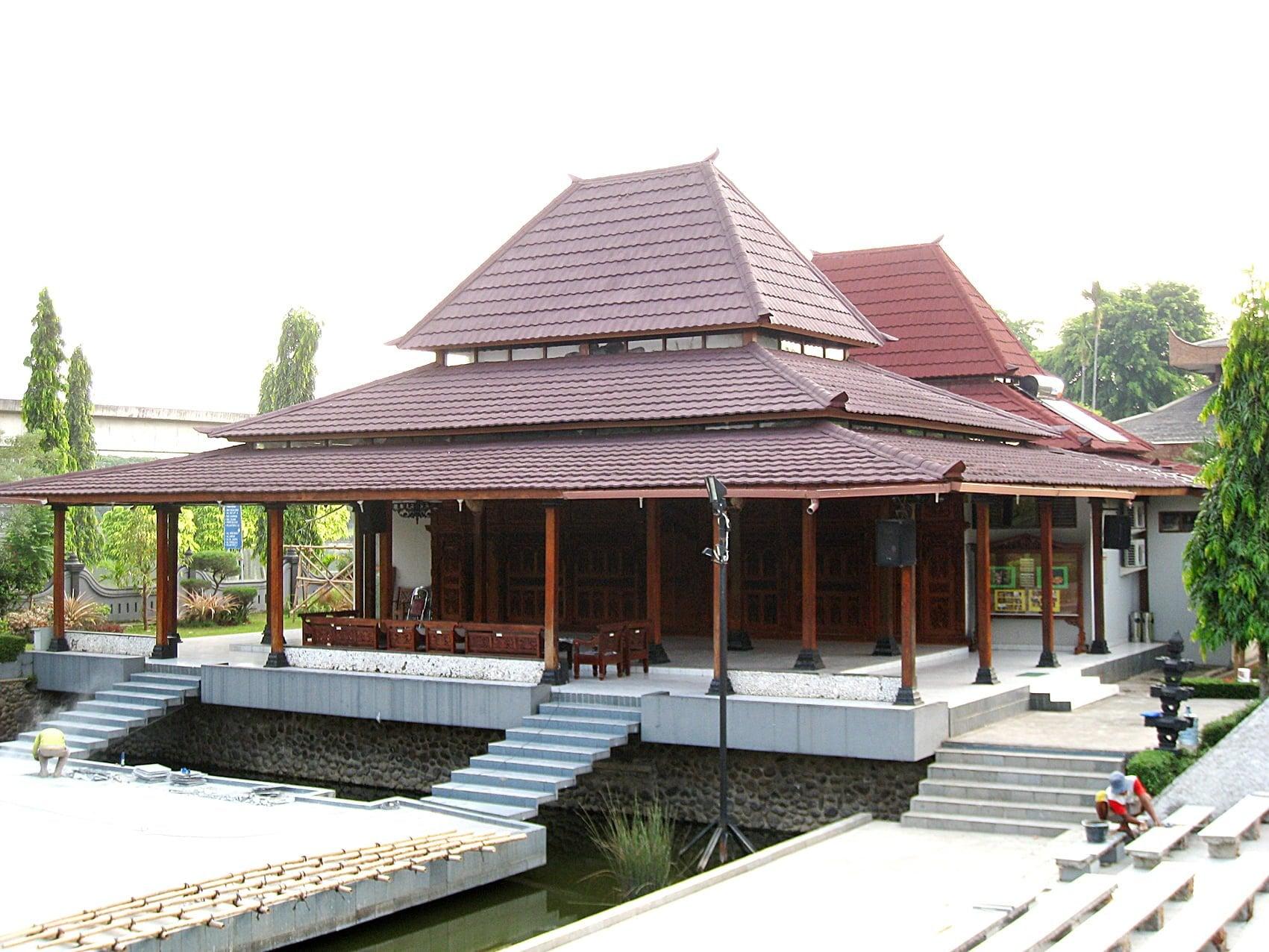 Luxurius 21 Gambar Rumah Adat Joglo Jawa Timur 35 Dalam ...