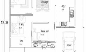 Menyenangkan 21 Gambar Rumah 7x8 89 Dengan Tambahan Perencanaan Desain Rumah untuk 21 Gambar Rumah 7x8
