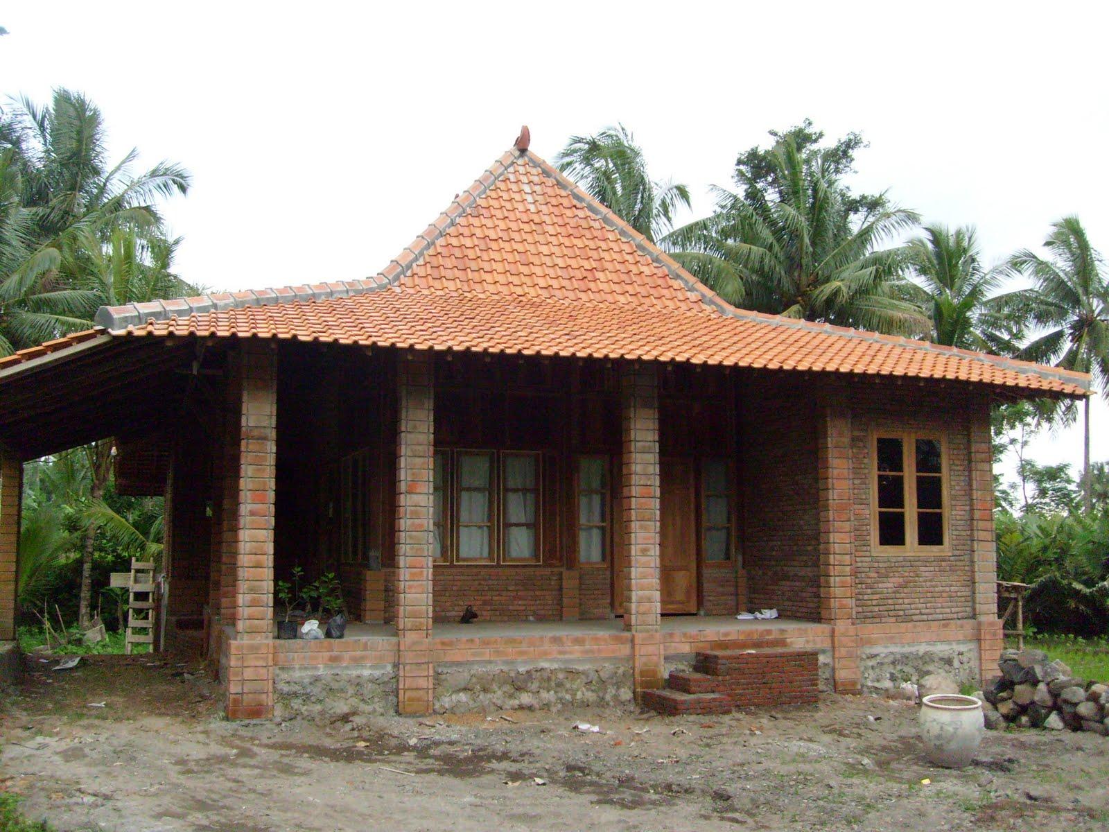 Mewah 21 Gambar Rumah Joglo Terbaru 83 Di Ide Renovasi Rumah dengan 21 Gambar Rumah Joglo Terbaru