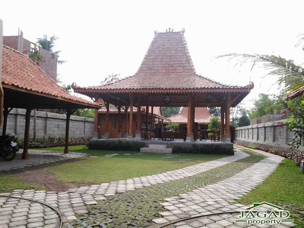 Sederhana 21 Gambar Rumah Adat Joglo Jawa Timur 65 ...