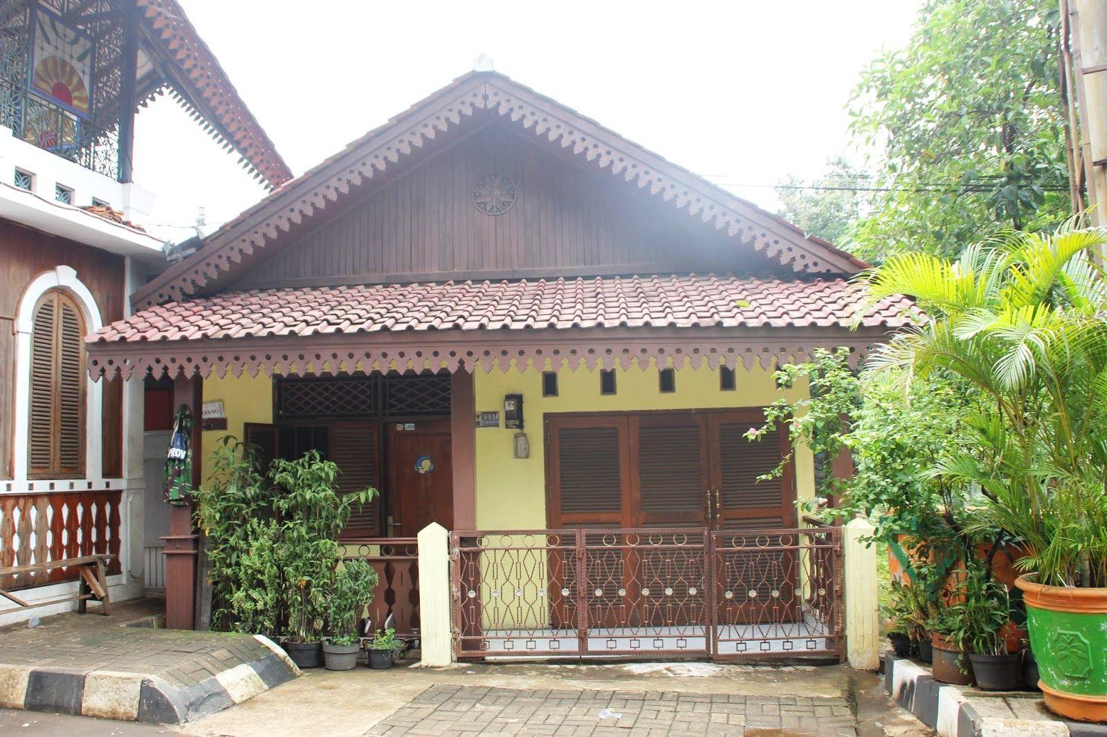 Sempurna 21 Gambar Rumah Betawi 73 Renovasi Ide Dekorasi Rumah Kecil dengan 21 Gambar Rumah Betawi