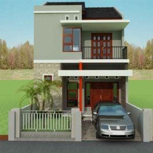 teratas 21 gambar rumah minimalis luas tanah 50 meter 87