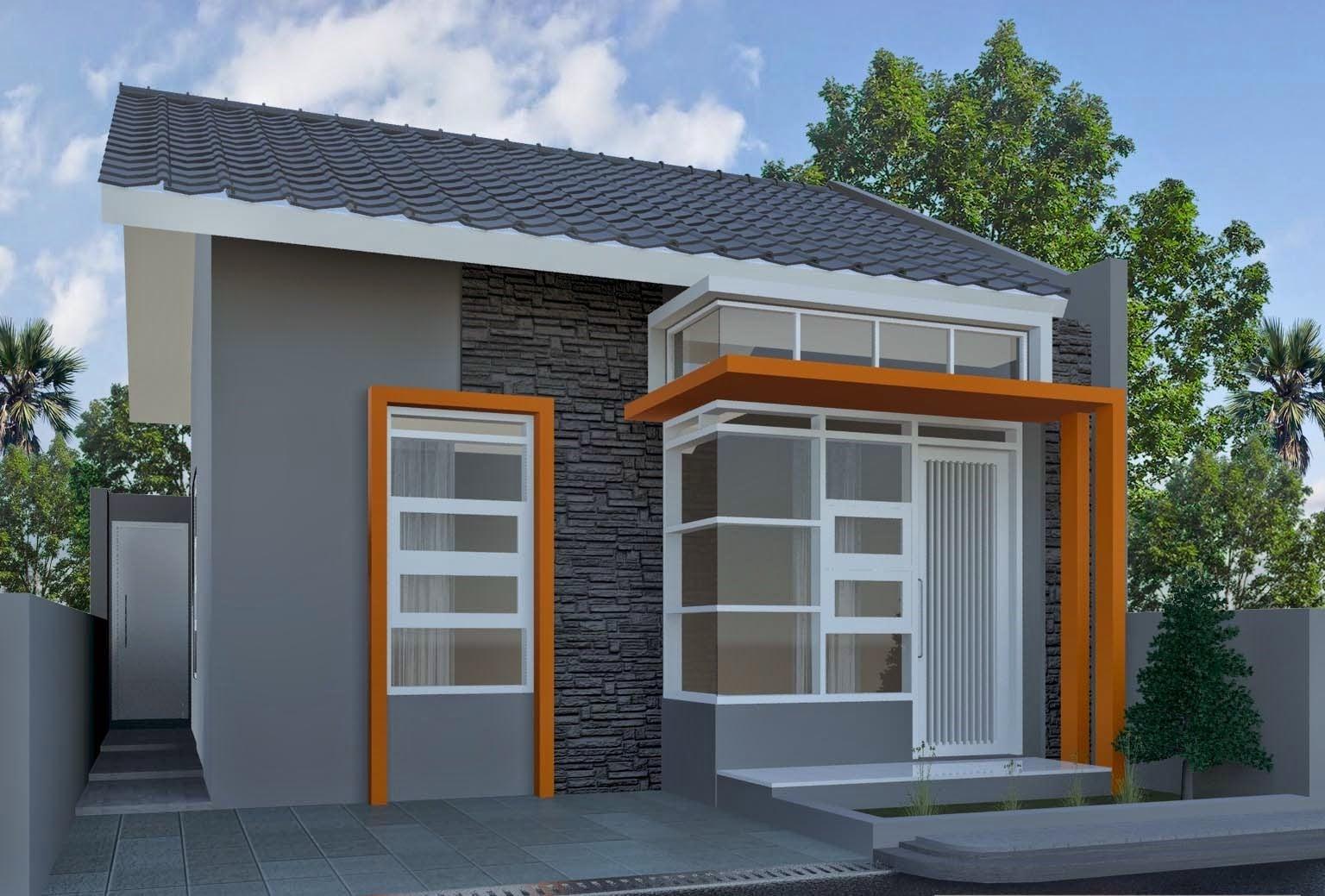 5800 Gambar Rumah Minimalis Sederhana Di Desa HD Terbaik