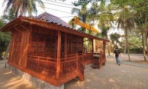 Terbaik 21 Gambar Rumah Adat Palembang 21 Bangun Ide Renovasi Rumah untuk 21 Gambar Rumah Adat Palembang