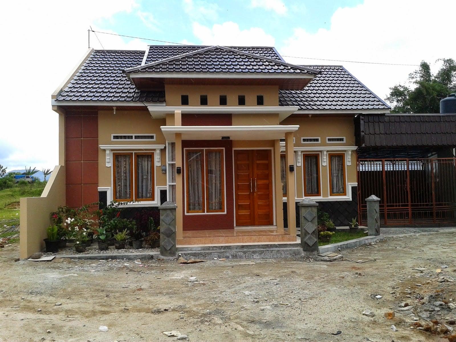 Unik 21 Gambar Rumah Kampung 42 Tentang Desain Dekorasi Mebel Rumah dengan 21 Gambar Rumah Kampung