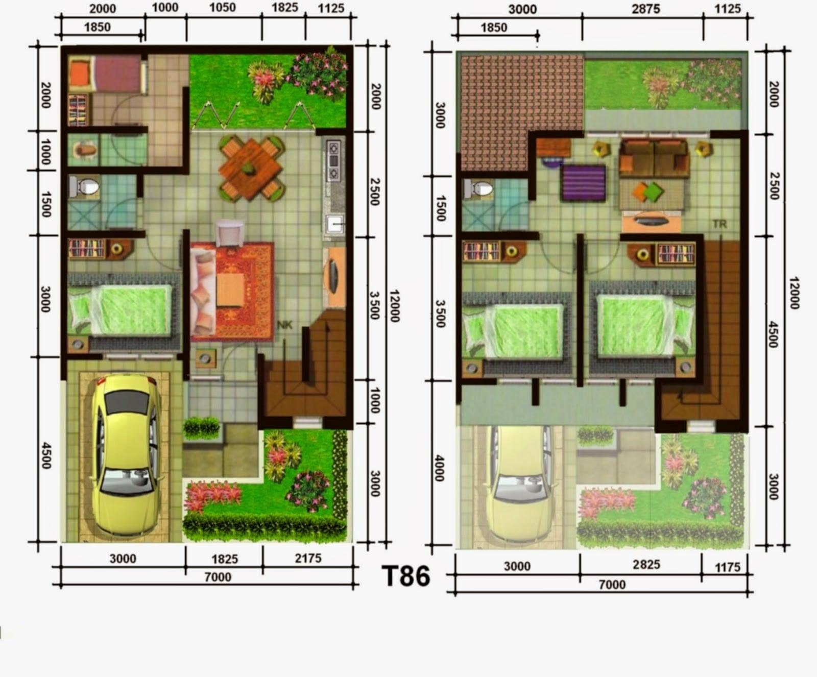 Unik 21 Gambar Rumah Minimalis Ukuran 7x12 99 Renovasi Dekorasi Rumah Untuk Gaya Desain Interior oleh 21 Gambar Rumah Minimalis Ukuran 7x12