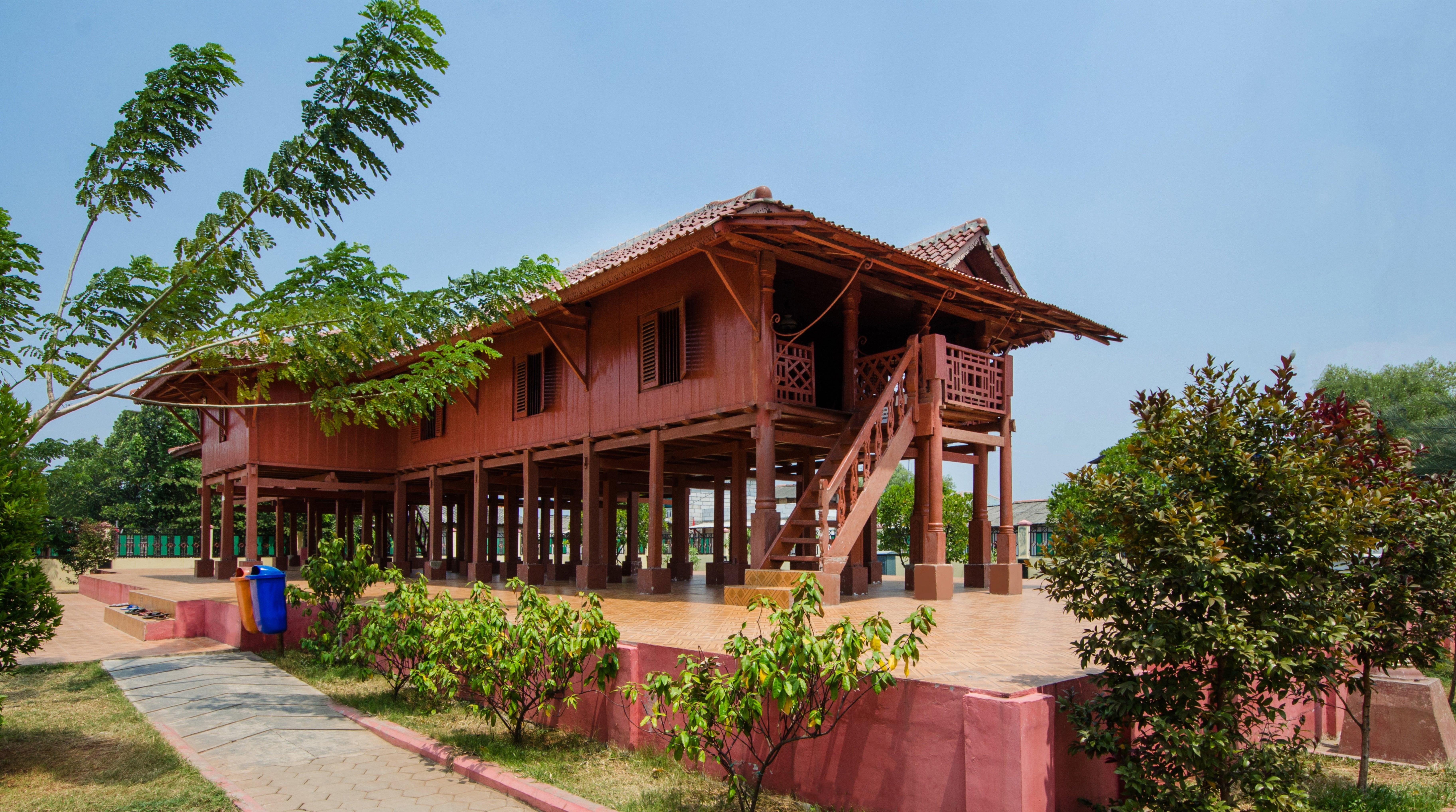 Wow 21 Gambar Rumah Betawi 20 Dengan Tambahan Perancangan Ide Dekorasi Rumah untuk 21 Gambar Rumah Betawi