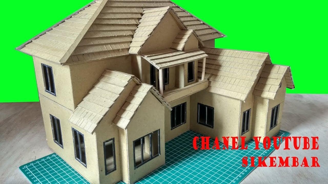 Wow 21 Gambar Rumah Dari Kardus 98 Menciptakan Ide Desain Rumah Furniture untuk 21 Gambar Rumah Dari Kardus