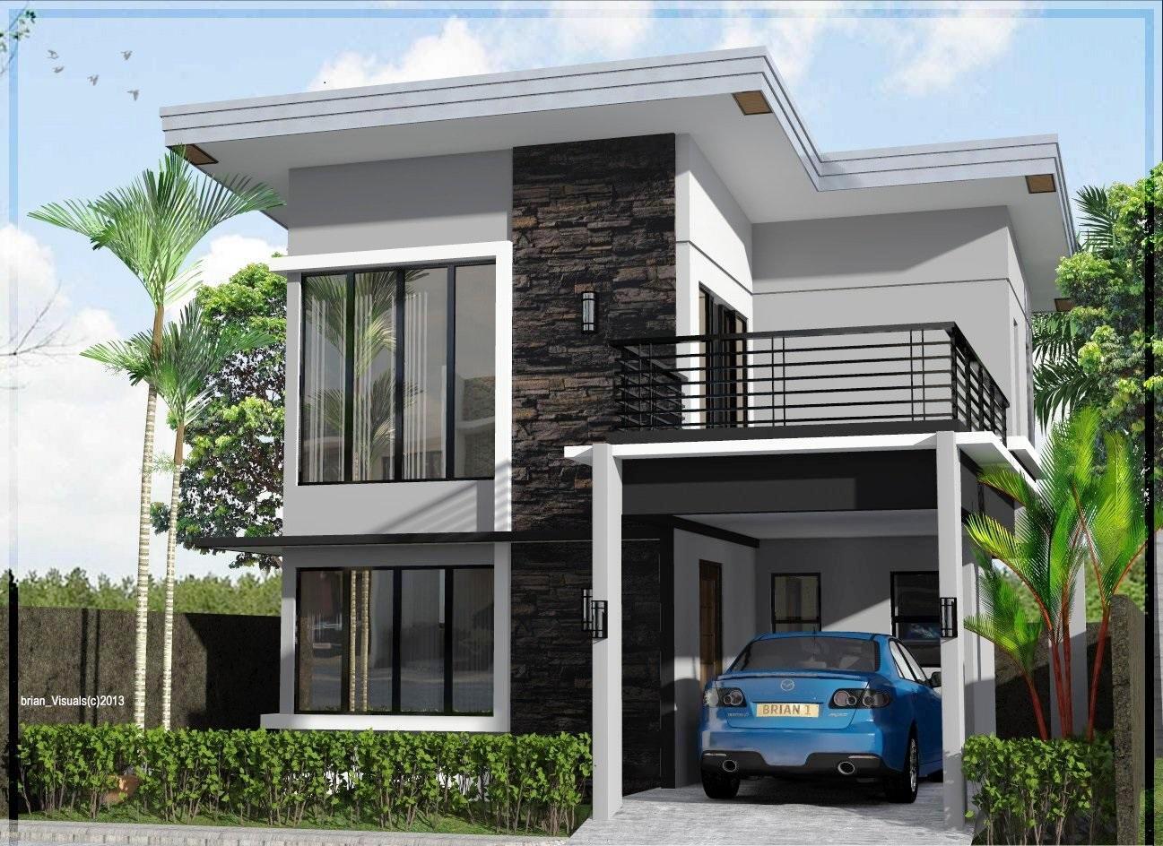 Bagus Desain Rumah Minimalis Lantai Dua 18 Bangun Ide Dekorasi Rumah oleh Desain Rumah Minimalis Lantai Dua