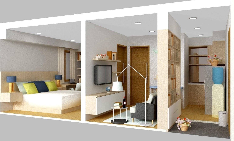 Besar Desain Interior Rumah Type 36 60 86 Tentang Inspirasi Dekorasi Rumah Kecil dengan Desain Interior Rumah Type 36 60