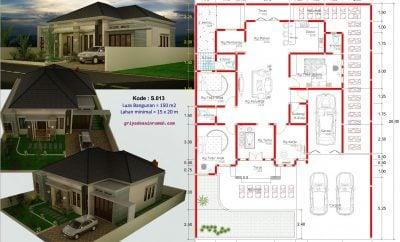 Besar Desain Rumah Mewah 1 Lantai 4 Kamar Tidur 86 Bangun Dekorasi Rumah Untuk Gaya Desain Interior oleh Desain Rumah Mewah 1 Lantai 4 Kamar Tidur