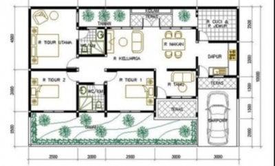 Cemerlang Desain Rumah Sederhana 8x10 78 Renovasi Perencanaan Desain Rumah dengan Desain Rumah Sederhana 8x10