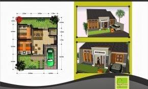Epik Desain Rumah Sederhana Ukuran 6x8 51 Dalam Ide Desain Interior Rumah untuk Desain Rumah Sederhana Ukuran 6x8