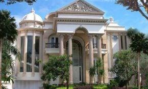 Fantastis Desain Rumah Mewah Mediterania 2 Lantai 77 Dengan Tambahan Ide Desain Rumah oleh Desain Rumah Mewah Mediterania 2 Lantai