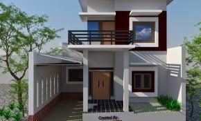 Fantastis Desain Rumah Sederhana 2 Lantai Di Desa 25 Tentang Perancangan Ide Dekorasi Rumah oleh Desain Rumah Sederhana 2 Lantai Di Desa