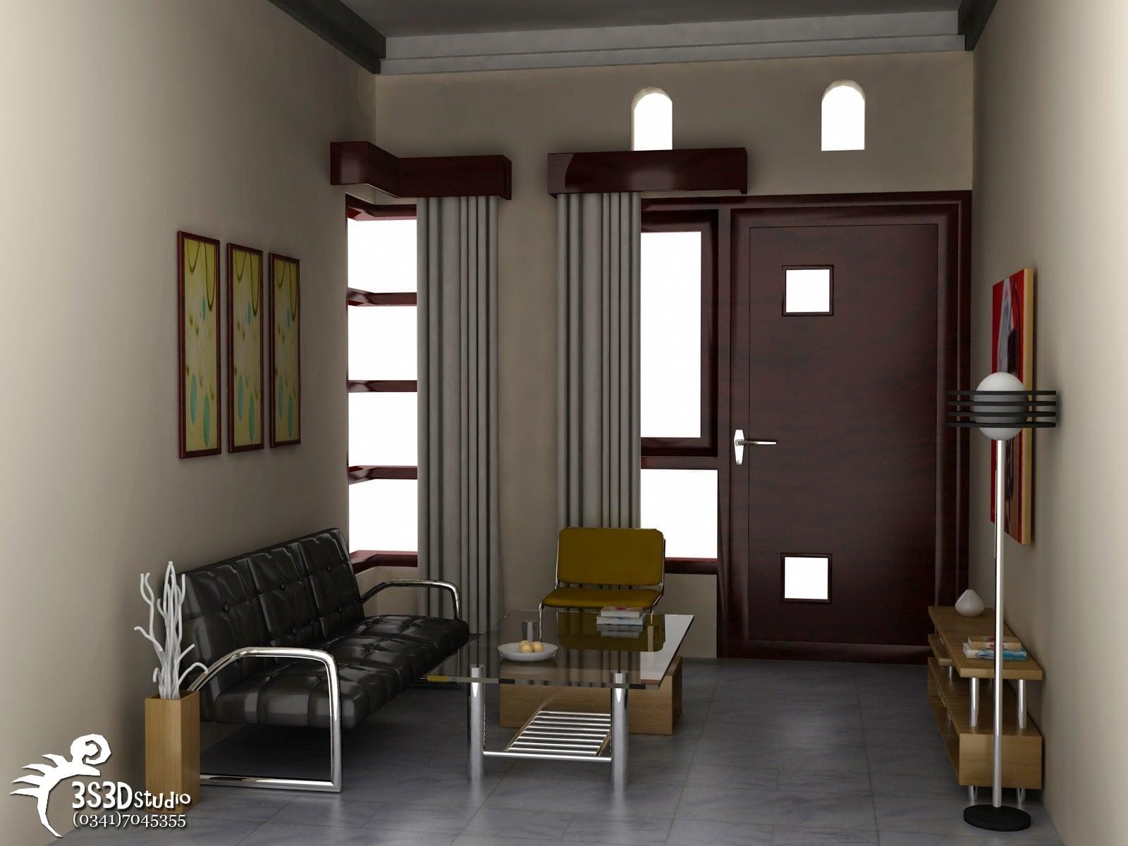 Hebat Desain Interior Rumah Type 36 60 74 Untuk Dekorasi Interior Rumah oleh Desain Interior Rumah Type 36 60