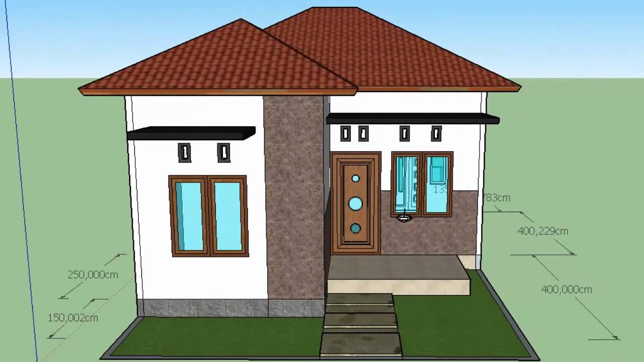 Hebat Desain Rumah Sederhana Sketchup 47 Ide Dekorasi Rumah Kecil untuk Desain Rumah Sederhana Sketchup