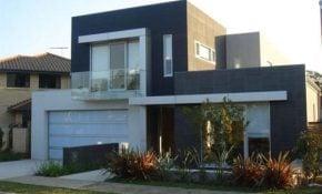 63+ Gambar Desain Fasad Rumah Modern Minimalis Gratis Terbaru Yang Bisa Anda Tiru