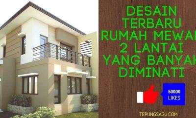 Imut Desain Rumah Mewah 2 Lantai 2019 75 Untuk Ide Renovasi Rumah untuk Desain Rumah Mewah 2 Lantai 2019