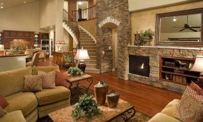 unik desain interior rumah klasik 82 menciptakan ide