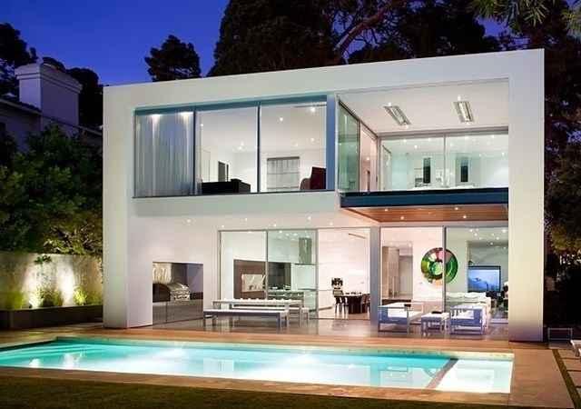 Indah Desain Rumah Modern Dengan Kolam Renang 33 Bangun Ide Merombak Rumah Kecil oleh Desain Rumah Modern Dengan Kolam Renang