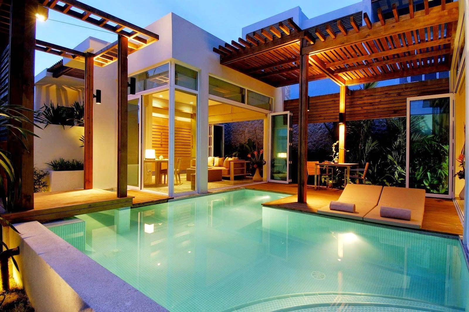 Kemewahan Desain Rumah Mewah Dgn Kolam Renang 68 Desain Dekorasi Mebel Rumah oleh Desain Rumah Mewah Dgn Kolam Renang