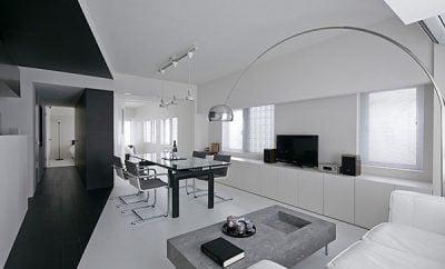 Kemewahan Desain Rumah Minimalis Hitam Putih 46 Menciptakan Ide Merancang Interior Rumah oleh Desain Rumah Minimalis Hitam Putih