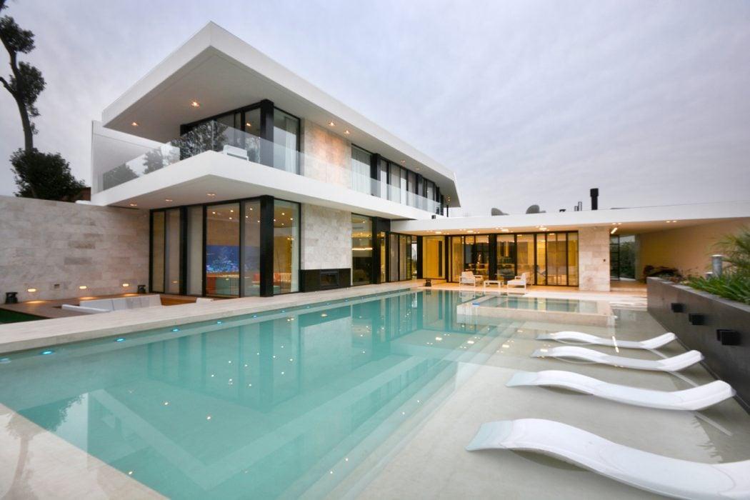 Kemewahan Desain Rumah Modern Dengan Kolam Renang 66 Desain Dekorasi Mebel Rumah dengan Desain Rumah Modern Dengan Kolam Renang