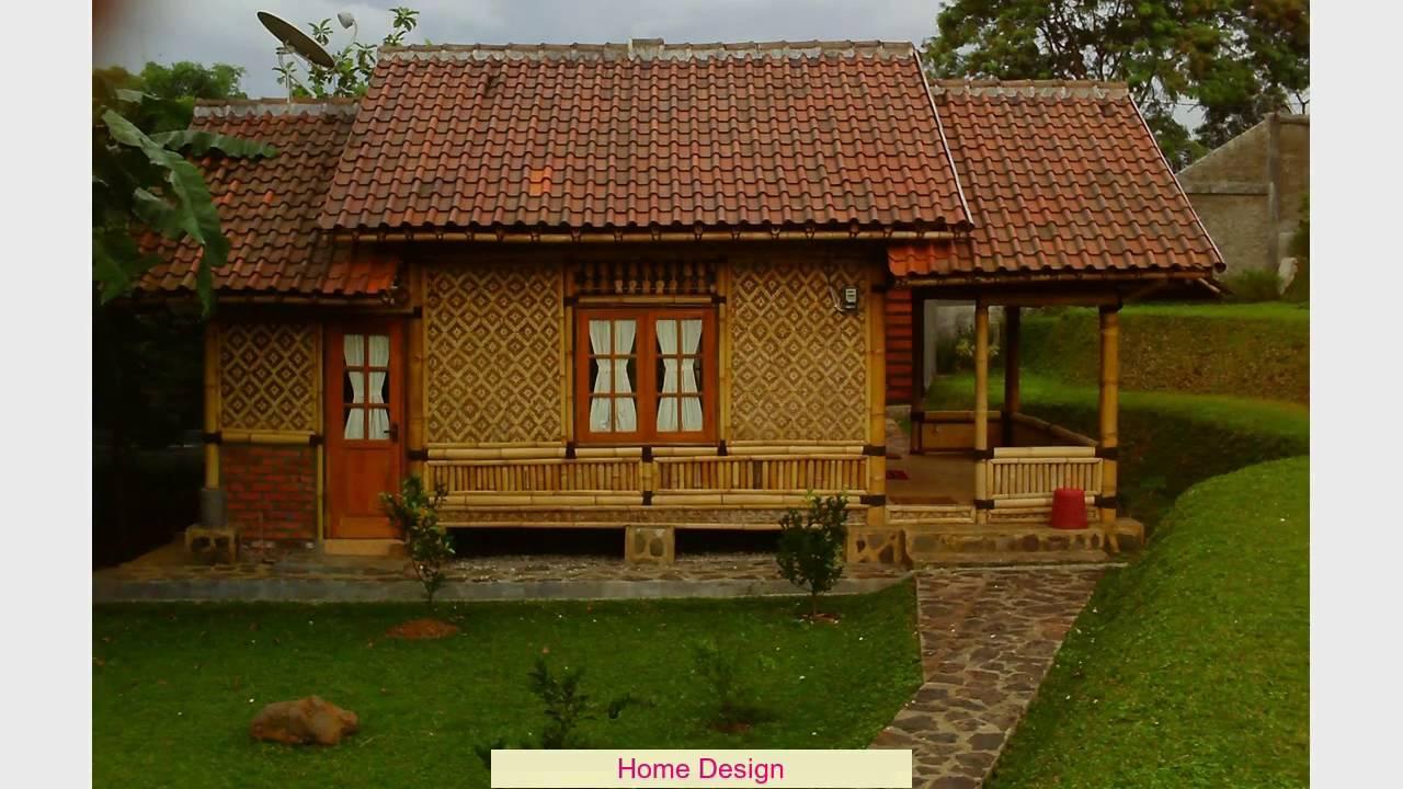 Kemewahan Desain Rumah Sederhana Dari Bambu 60 Dalam Dekorasi Rumah Inspiratif dengan Desain Rumah Sederhana Dari Bambu