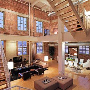 kreatif desain interior rumah bata expose 49 renovasi