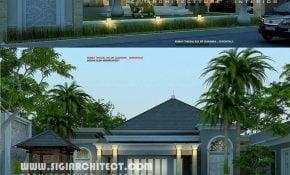 Kreatif Desain Rumah Mewah 1 Lantai Dengan Kolam Renang 30 Dengan Tambahan Ide Desain Rumah Furniture oleh Desain Rumah Mewah 1 Lantai Dengan Kolam Renang
