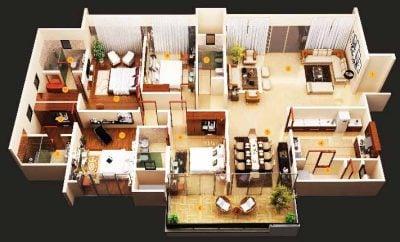 Kreatif Desain Rumah Mewah 4 Kamar 49 Inspirasi Interior Rumah oleh Desain Rumah Mewah 4 Kamar