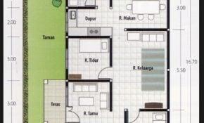 Kreatif Desain Rumah Sederhana 6x12 89 Desain Rumah Inspiratif oleh Desain Rumah Sederhana 6x12