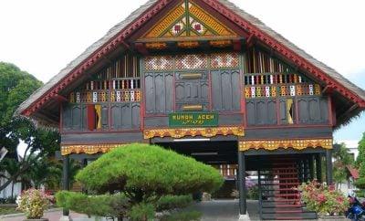 Luar biasa Denah Rumah Adat Krong Bade 38 Tentang Ide Dekorasi Rumah dengan Denah Rumah Adat Krong Bade
