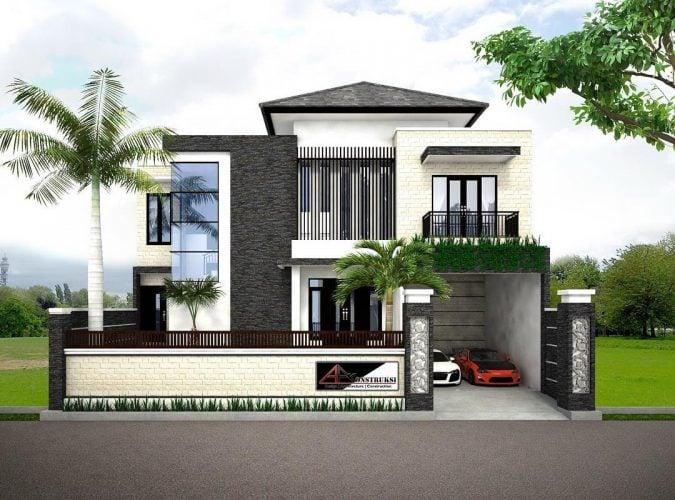 Luar biasa Desain Rumah Minimalis Lantai Dua 15 Untuk Ide Desain Rumah Furniture dengan Desain Rumah Minimalis Lantai Dua