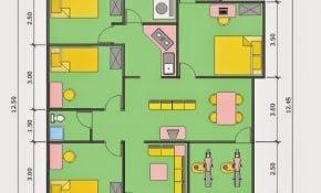 Luxurius Desain Rumah Sederhana 6x12 3 Kamar 53 Bangun Merancang Inspirasi Rumah dengan Desain Rumah Sederhana 6x12 3 Kamar