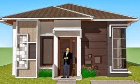 Luxurius Desain Rumah Sederhana 6x12 41 Dengan Tambahan Ide Dekorasi Rumah Kecil oleh Desain Rumah Sederhana 6x12