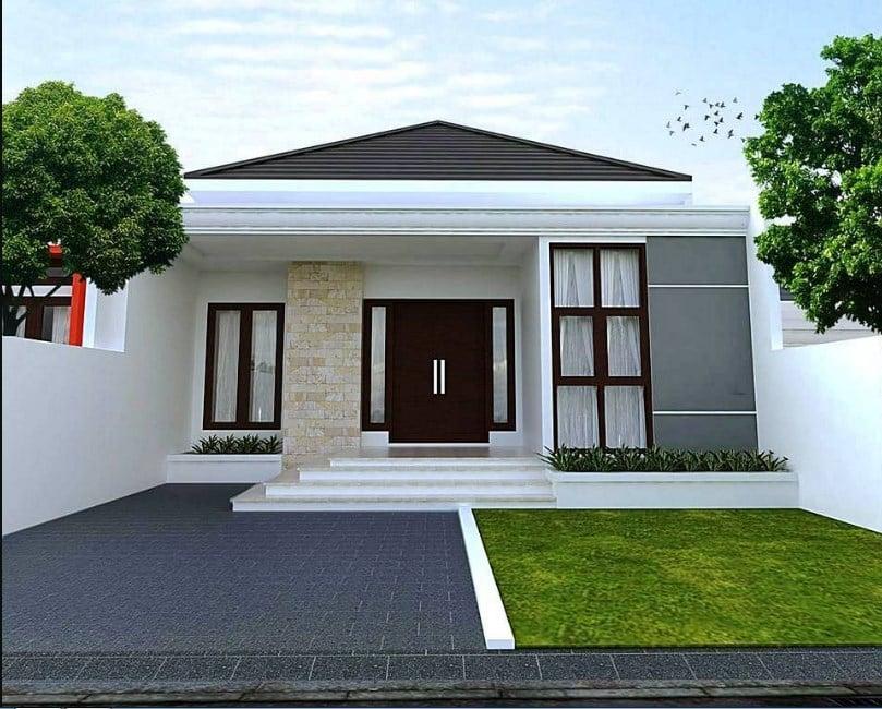 Menakjubkan Desain Rumah Minimalis 2019 51 Bangun Ide Dekorasi Rumah dengan Desain Rumah Minimalis 2019
