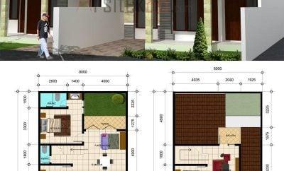 Menakjubkan Desain Rumah Minimalis Ukuran 8x12 20 Bangun Inspirasi Dekorasi Rumah Kecil dengan Desain Rumah Minimalis Ukuran 8x12