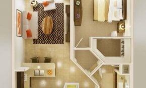 Menakjubkan Desain Rumah Sederhana 1 Kamar Tidur 12 Dalam Dekorasi Rumah Untuk Gaya Desain Interior untuk Desain Rumah Sederhana 1 Kamar Tidur