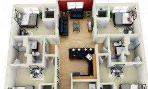 Menakjubkan Desain Rumah Sederhana 4 Kamar Tidur 75 Dengan Tambahan Ide Desain Rumah Furniture dengan Desain Rumah Sederhana 4 Kamar Tidur