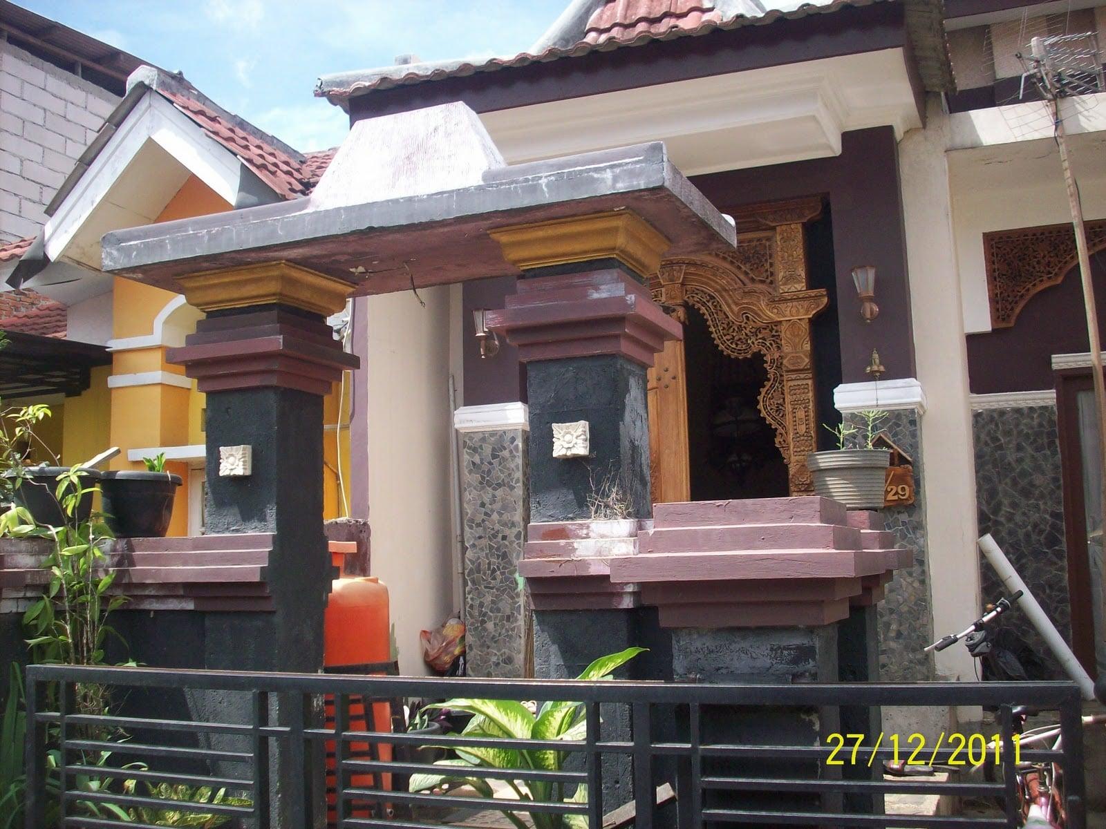 395 Ide Desain Rumah Gebyok Paling Keren Model Rumah