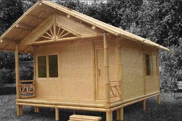 Menawan Desain Rumah Sederhana Dari Bambu 43 Untuk Ide Merombak Rumah Kecil untuk Desain Rumah Sederhana Dari Bambu