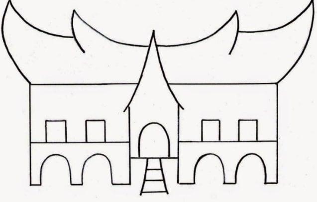 Mewah Denah Rumah Adat Minangkabau 47 Dengan Tambahan Perencana Dekorasi Rumah dengan Denah Rumah Adat Minangkabau