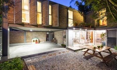 Mewah Desain Rumah Sederhana Bata Ekspos 79 Di Ide Dekorasi Rumah untuk Desain Rumah Sederhana Bata Ekspos