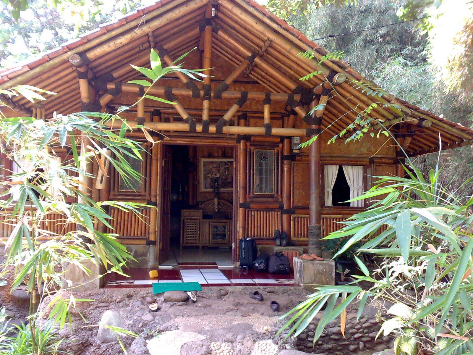 Mewah Desain Rumah Sederhana Dari Bambu 82 Dalam Dekorasi Interior Rumah dengan Desain Rumah Sederhana Dari Bambu